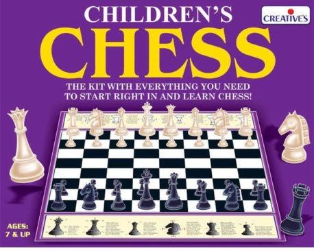 Children's Chess cool maths games