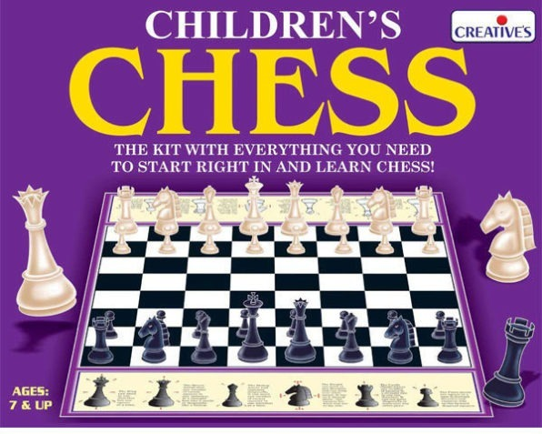 Children's Chess cool maths games