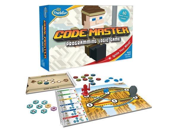 ThinkFun Code Master   Programming Games for Kids   Age 8+