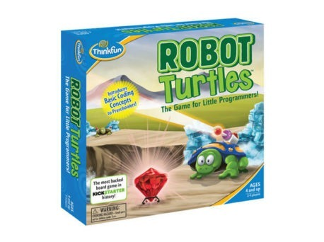 programming games for kids - Robot Turtles