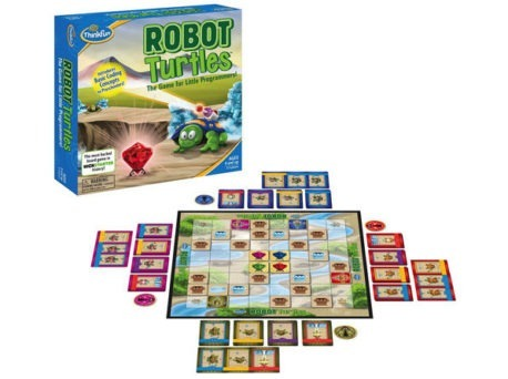 ROBOT TURTLES game - Coding for Kids