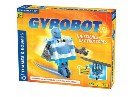 GYROBOT - Gyroscopic Robot Kit | Age 8+