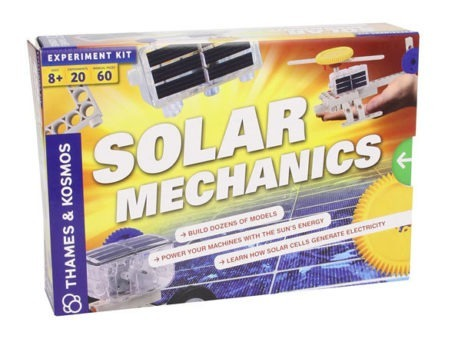 SOLAR MECHANICS Kit | Age 8+