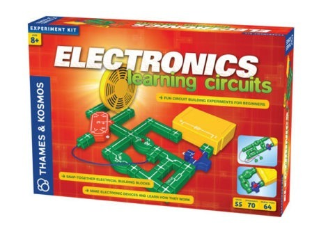 Electronics Learning Circuits | Age 8+