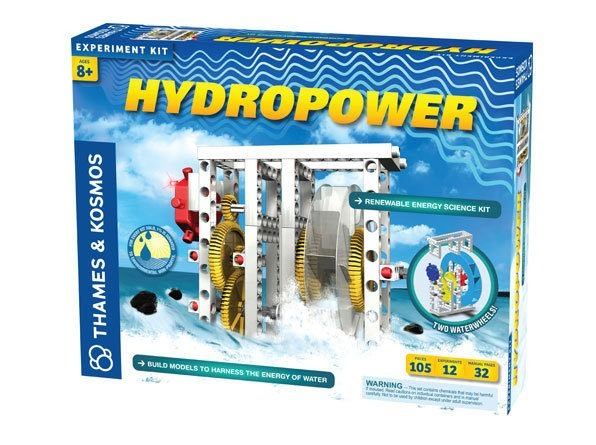 HYDROPOWER Science Toys for Kids