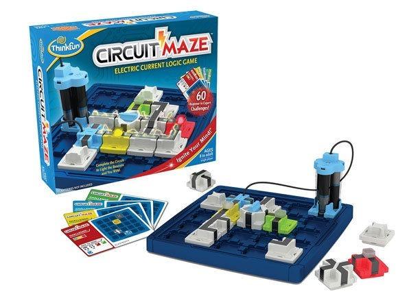 Circuit Maze - Kids Logic Game